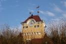 Turm des Gutshauses Herrlehof