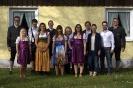 Vorstandschaft der Lechschützen 2016