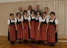 Vorstandschaft des Obst- und Gartenbauvereins Ellgau