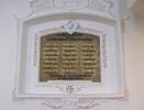 Kriegertafel in der Kirche St. Ulrich