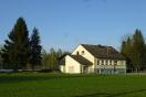 Sportheim Ellgau im April 2015