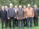 Vorstandschaft der Waldgenossenschaft Ellgau