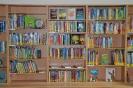 Die Bücherei erwartet ihre Besucher mit einer Menge neuer Bücher und Zeitschriften.