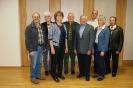Vorstandschaft des Ambulanten Krankenvereins, November 2015