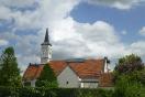 Kirche St. Ulrich, Ansicht von Westen