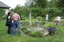 Eine großzügige Gartenidylle