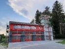 Der Umbau des Feuerwehrhauses